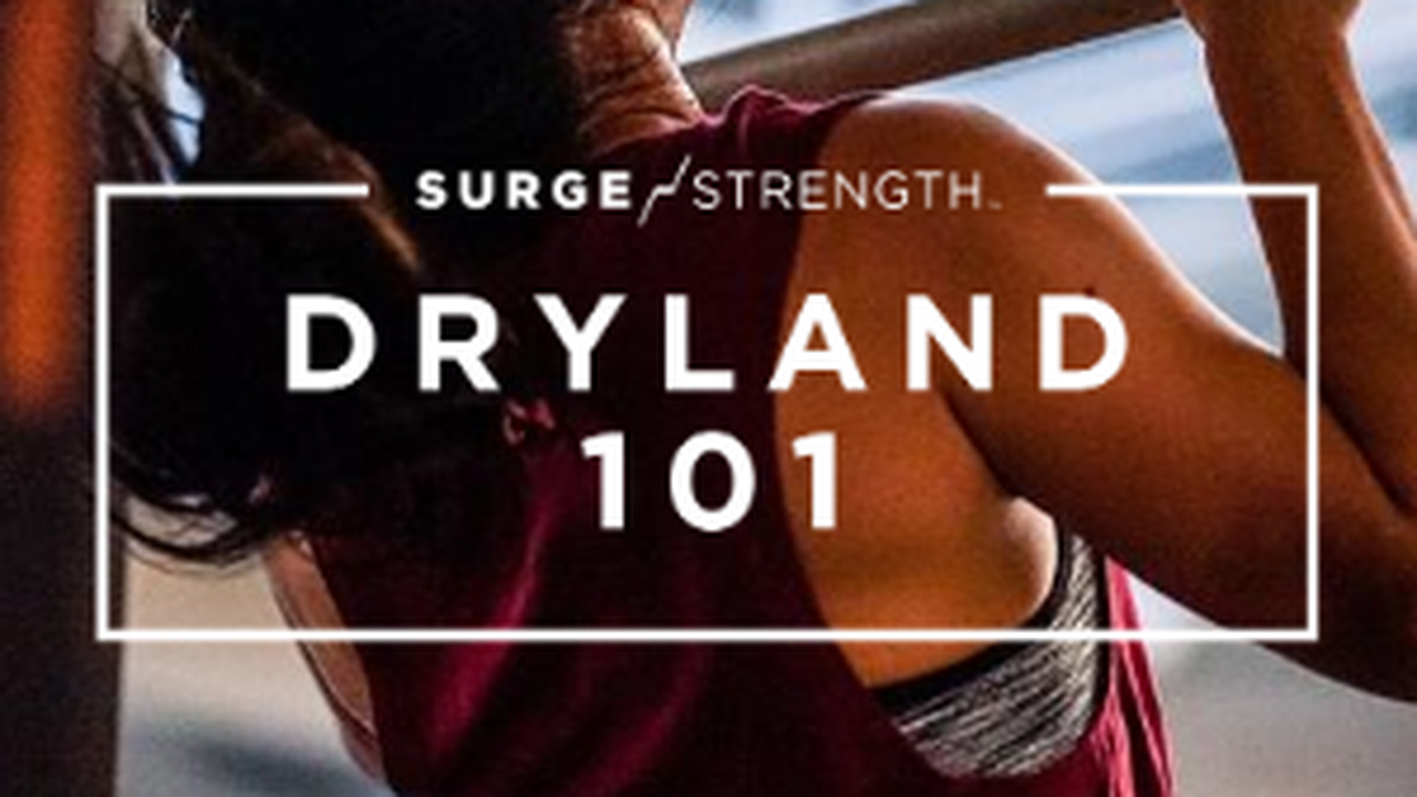 SURGE Strength – How We Can Help Your Dryland Training