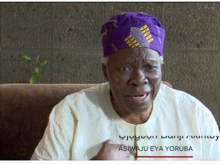 We Are Not Forcing Anyone To Support Yoruba Nation - Prof. Banji To Akeredolu