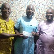 Arisekola's Scion, Semih Alao, Revalidates APC Membership, Gives Financial Support To Party