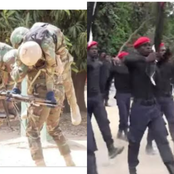 Reactions From People As Army Recovers Bodies Of Soldiers Allegedly Killed By IPOB In Orlu