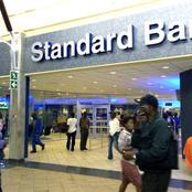 """Standard Bank issued this warning then all their customers got """"robbed"""""""