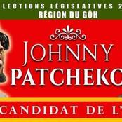 Proche du RHDP, Johnny Patcheco surprend la toile en déclarant sa candidature à Gagnoa ce lundi