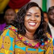 Parliament Finally Gives Hawa Koomson The Nod To Become Minister Of Fisheries And Aquaculture