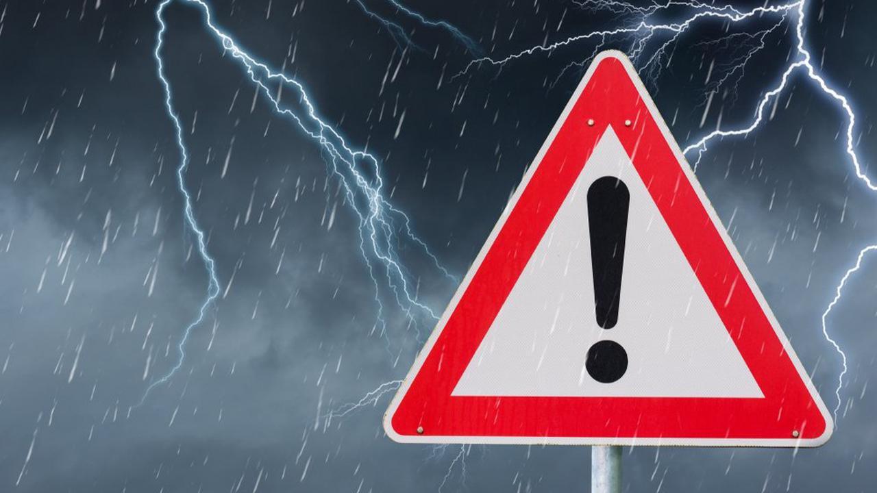 Sturmflutwarnung für Deutschland! Mindestens 3,9m über normal!