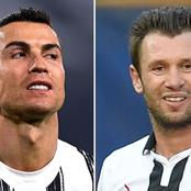 Check Out The Reason This Italian Legend Claims Ronaldo Is A