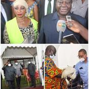 Henri Konan Bédié président du CNT revient sur sa « tentative d'assassinat » face aux chefs du Gôh