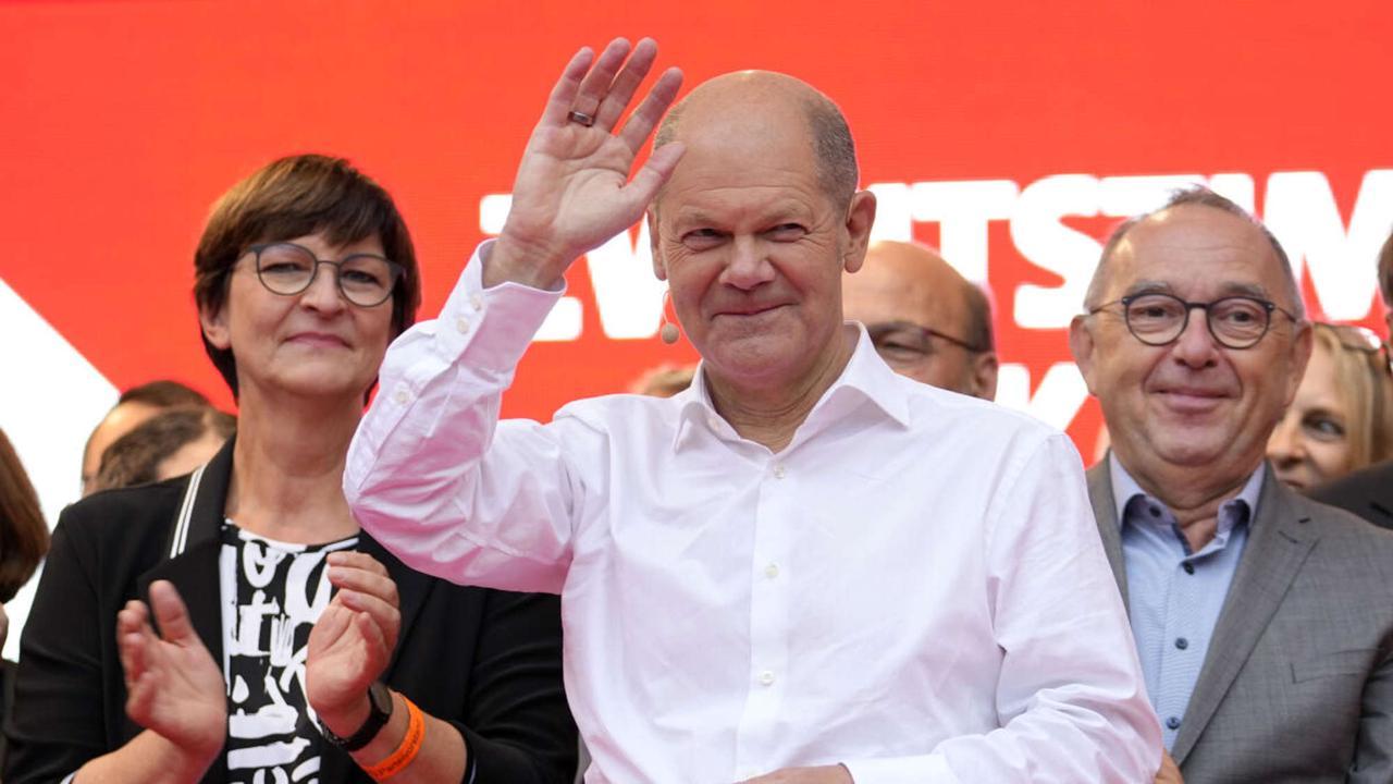 """SPD-Chef klärt auf, wo sich die Partei-Linken den Wahlkampf über """"versteckt"""" hielten"""
