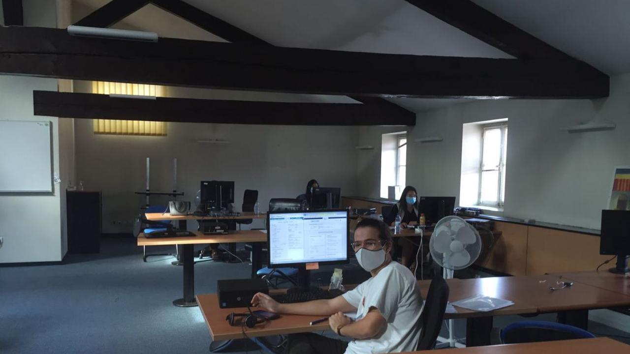 Coronavirus : deux entreprises ferment chaque jour en Haute-Garonne en raison d'un cluster