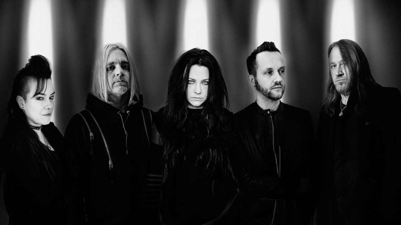 Evanescence Demolish Walls in New 'Better Without You' Video
