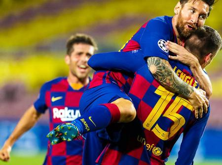 UCL: Barcelona squad to face unbeaten Ferencvaros at Camp nou;Team news, Preview and Predicted XI