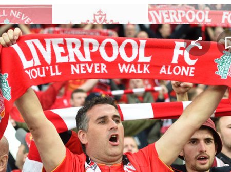 No Wonder They Sing It Passionately- See The Lyrics Of Liverpool's Song