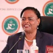 Here Is Justice Martha Koome Profile At A Glance