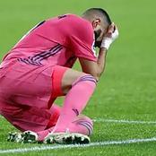 Benzema tombe et Carvajal absent à l'entraînement