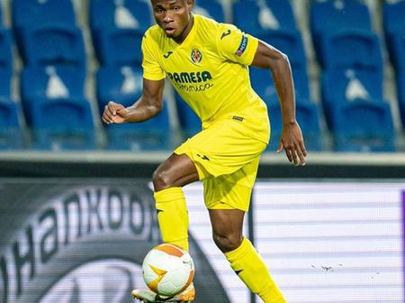 Barça star, Ighalo and Ekong react to Chukwueze's statement after guiding Villarreal to UEL victory