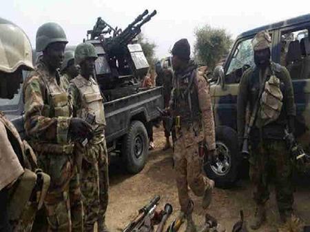 Nigerian Army kills 28 Boko Haram terrorists in Yobe State