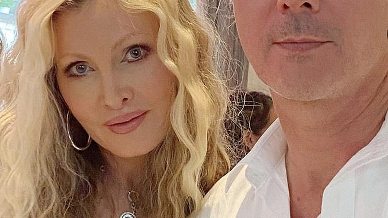 'Don't get your knickers in a twist': Caprice Bourret hits back at Ulrika Jonsson after being accused of 'blurring line of consent' by advising women 'not to say no to sex'