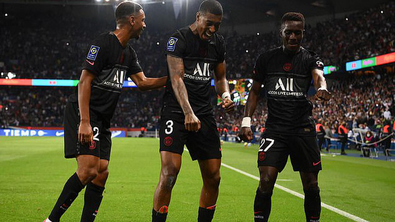 PSG 2-0Montpellier: Idrissa Gueye andJulian Draxler score in each half to extend perfect start asMauricio Pochettino's men move 10 points clear at the top of Ligue 1