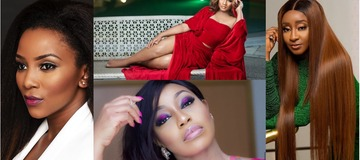 See the top 10 richest and beautiful actresses in Nigeria {pictures}