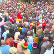 Ruto's Speech Disrupted Briefly After What Meru Residents Did in Laare Town (Video)
