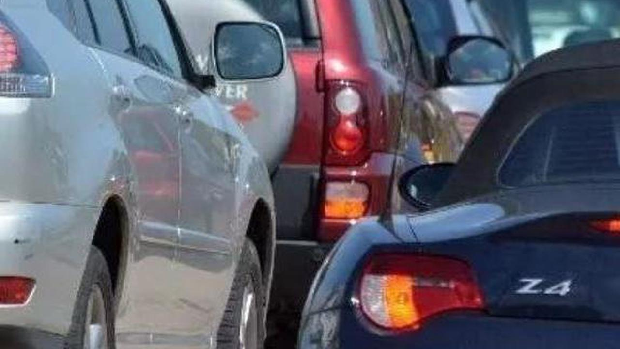 Sussex evening traffic report: Car and lorry involved in accident
