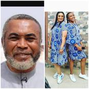 Zack Orji's Wife Ngozi Shows Off Their 2 Daughters, Calls Them