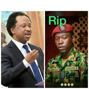 Abubakar Was Killed By Bandits And No One Sent Condolence Message To Or Visit His Family- Shehu Sani