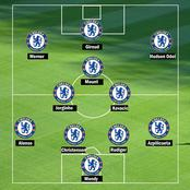 EPL Match Day: Chelsea and Manchester United possible line-up, team news, preview and prediction