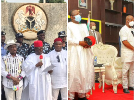 Look At The New Security Network Southeast Governors Created Today That Sparked Reactions Online