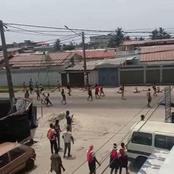 Koumassi Remblais : des élèves avec machettes s'adonnent à des combats de groupes