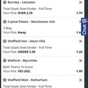 Earn Huge Money Tonight with These Perfectly fixed Multibets With High Odds