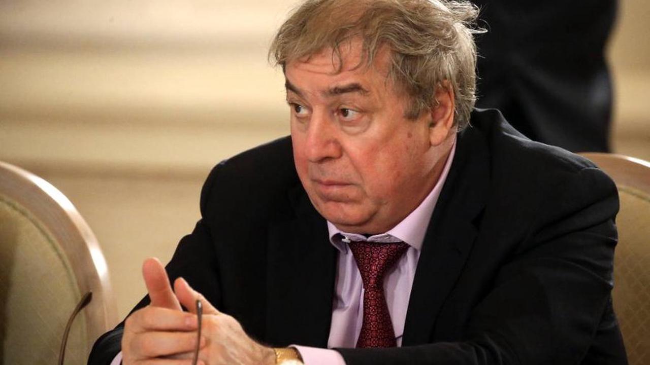Бизнесмен Михаил Гуцериев подпал под санкции ЕС против Белоруссии