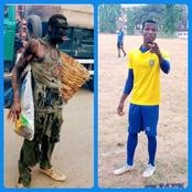 Take a Look at The Real Face of the Guy that Stood Out as the Best Dressed on Oko Rag Day