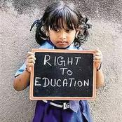 How is the Right to Education being violated?