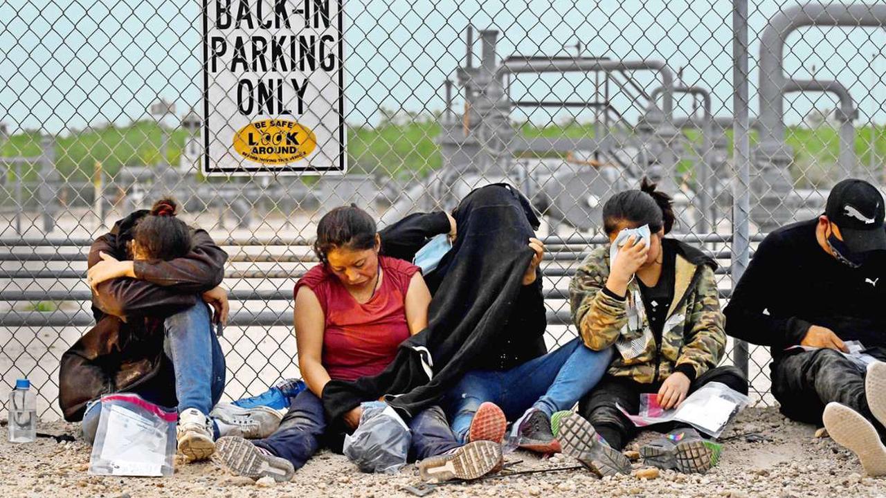 Migranten an der US-Grenze: Route der Verzweiflung