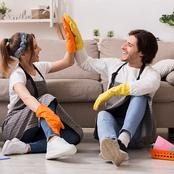 Helping Your Wife With Home Chores Doesn't Take Anything Away From Your Manhood