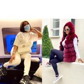Toke Makinwa Shares Beautiful Photos From Her Vacation In The United Kingdom