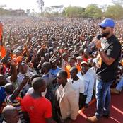 Raila And Joho Parting Ways? Joho`s Message Triggers Mixed Reaction After Missing Raila`s Event