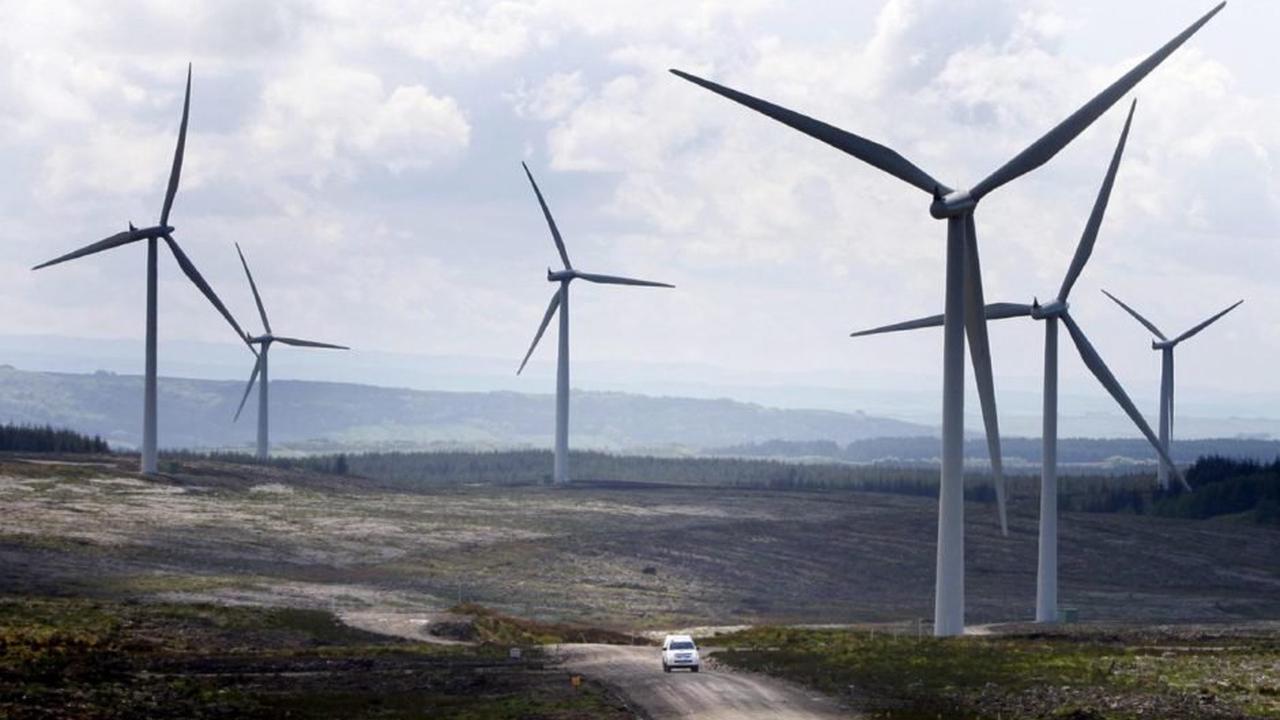 Kenly windfarm development no further forward because of radar risk