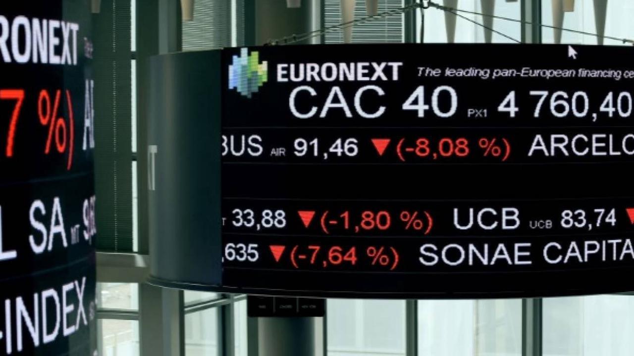 La Bourse de Paris clôture en hausse de 0,24%, atteint de nouveaux plus hauts