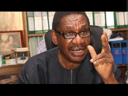 Lockdown Nigeria for 2 more months- Sagay to Buhari