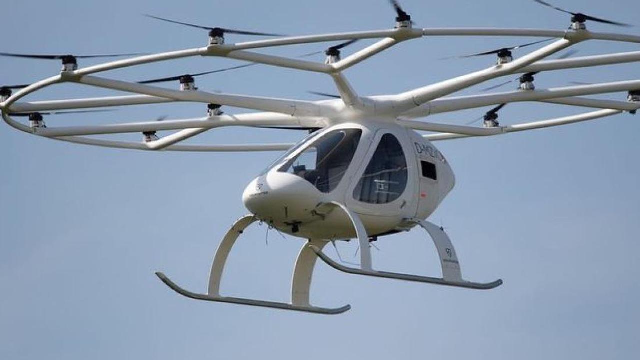 Mit dem autonomen Flugtaxi von A nach B: Wann ist es soweit?