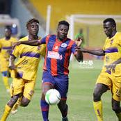 Asamoah Gyan's Legon Cities Staged A 5-2 Comeback To Sink Second Place Club, Ashgold