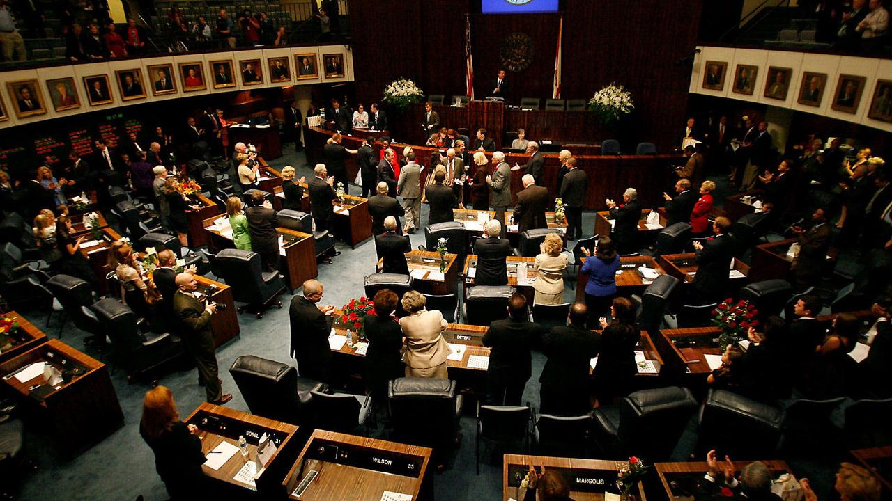 Florida Democrats say they, not DeSantis, provided dollars for bonuses, aid