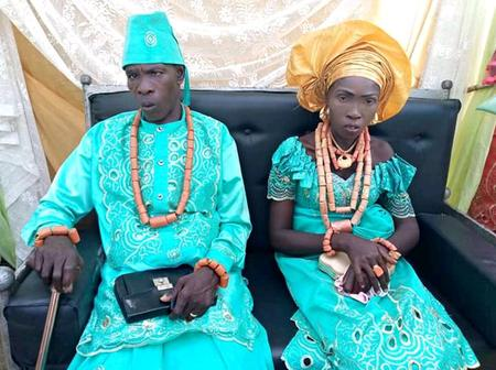 ''Imagine the kind pikin them go born'' See photos of Couple That Got People Talking