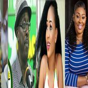 Professor Kwaku Azar, Kofi Bentil and Afia Akoto split hairs on Akuapem Poloo's Conviction.