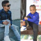 Cristiano Ronaldo's Son Vs Naira Marley's Son: Who Has Better Fashion Sense? (Pictures)