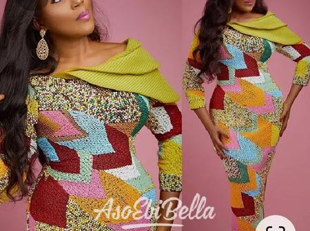 Sophisticated Ankara, Chiffon And Lace Designs To Rock This Easter Celebration