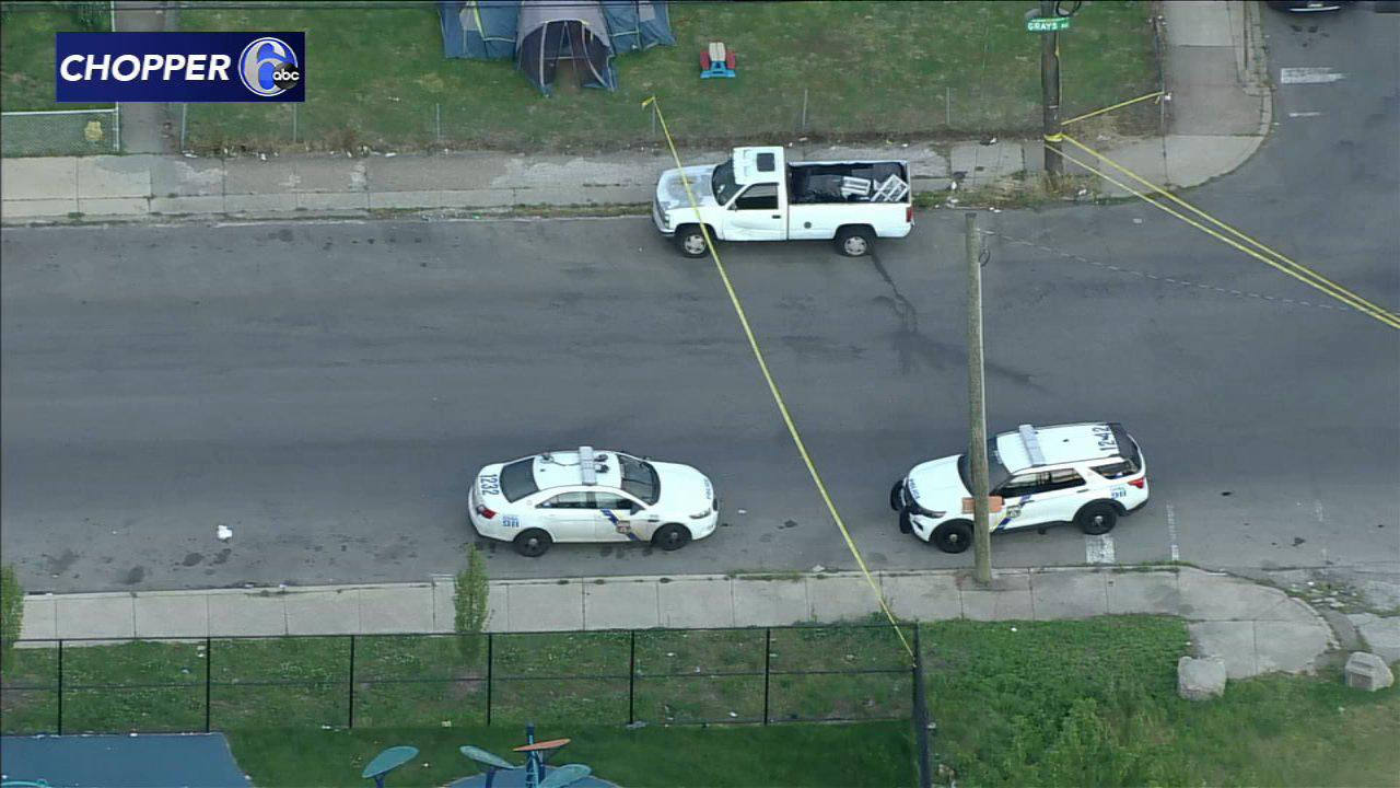 Teen dead, another wounded after shooting near Southwest Philadelphia playground