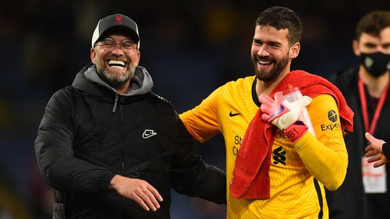 Liverpool are already thinking about life after Jürgen Klopp, starting with new Alisson contract