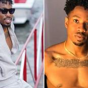 Reactions as Ex-BBN Star, Ike airs his view on fans tattooing celebrities on their Bodies